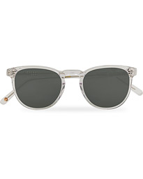 Madrid Polarized Sunglasses Crystal Clear