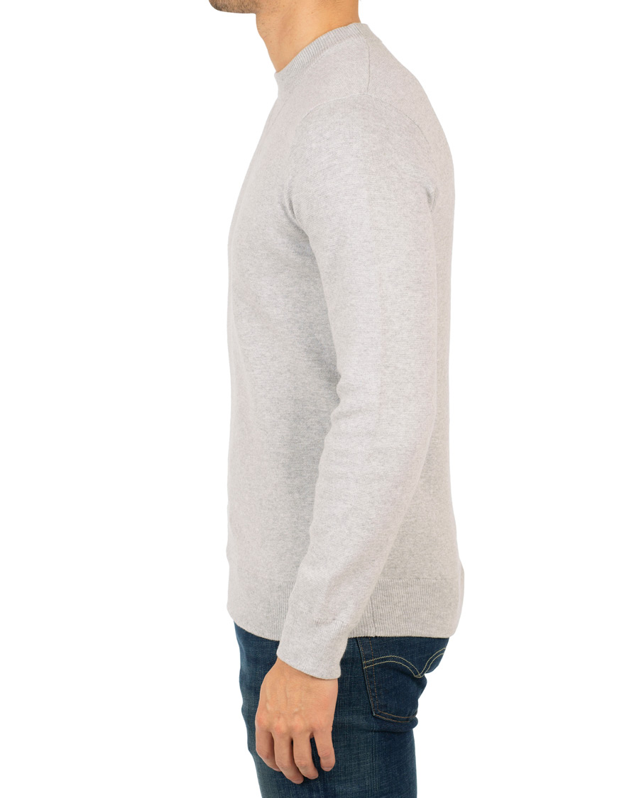 A Day's March Milano Knit Sweater Grey Melange S