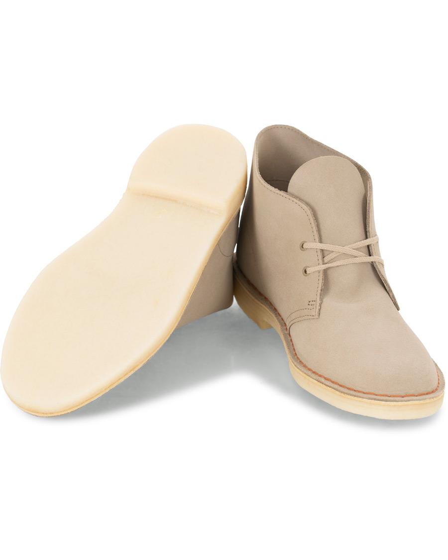 Clarks Originals Desert Boot Sand Suede UK6 EU39,5