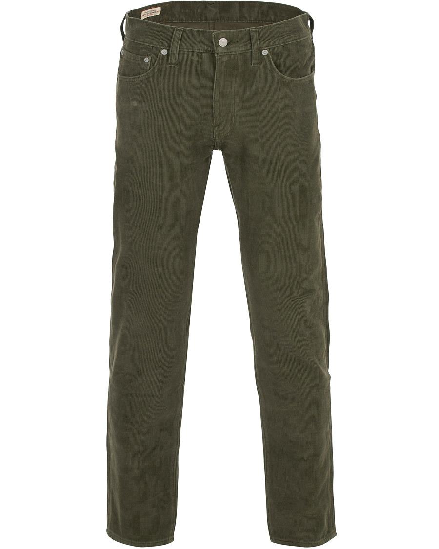 Levi's 511 Slim Fit Corduroy Hosen Grau   Neue Levi's Hosen