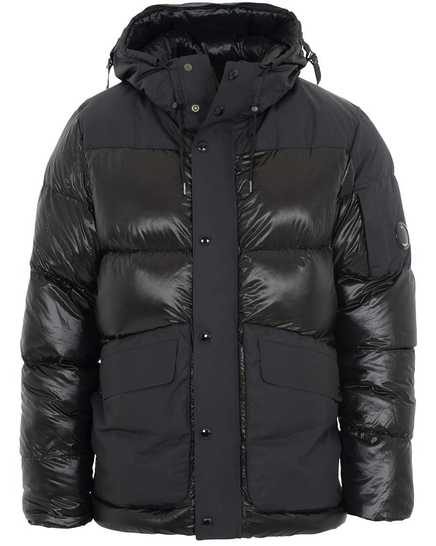 C Bei D Mixed Jacket Shell Black Down Hooded d pCompany PuZiXkO