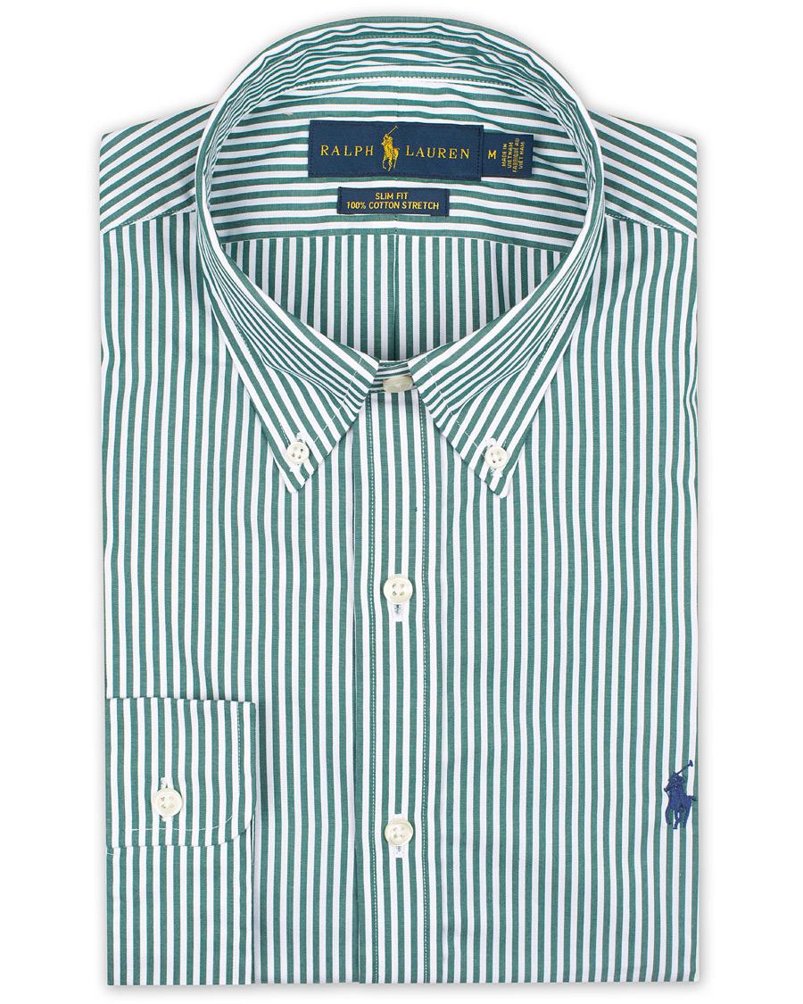 Polo Ralph Lauren Olivgrün Bekleidung Slim Fit Pullover mit