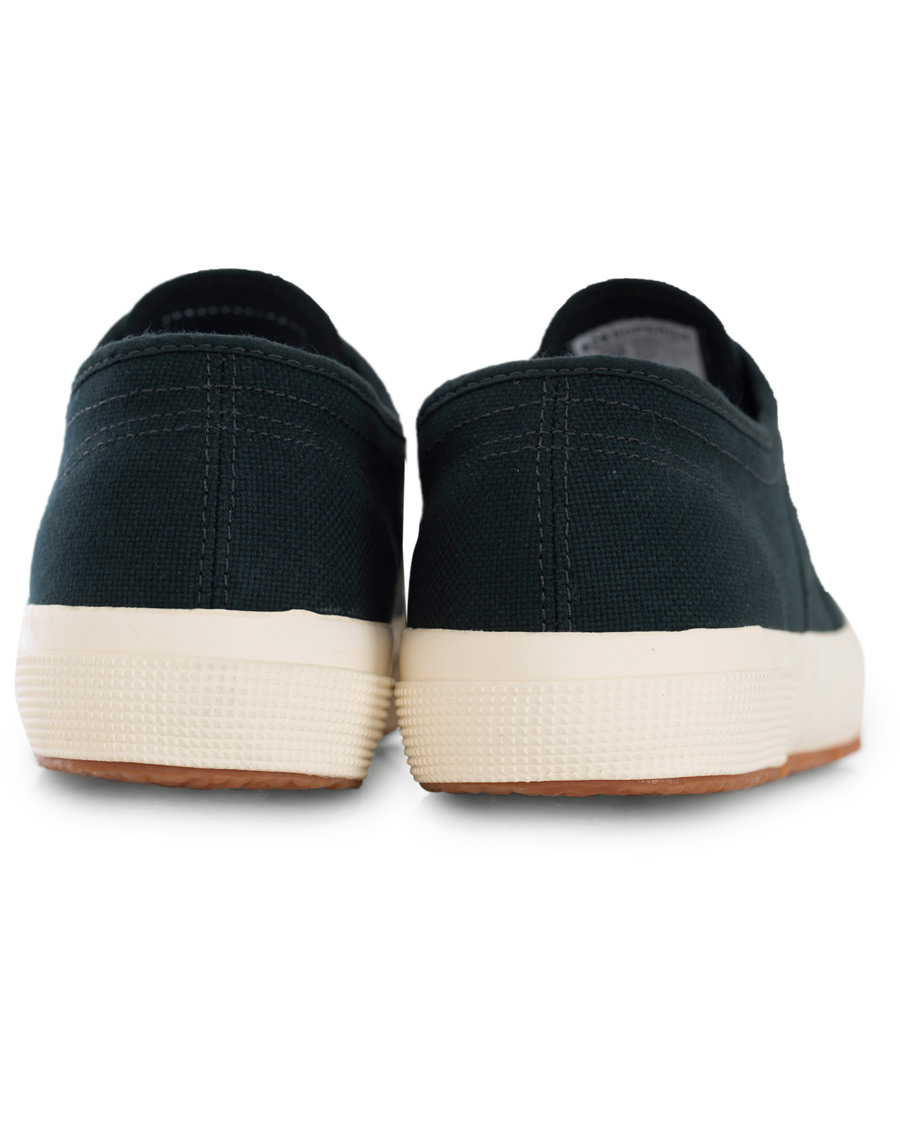 Superga Cotu Canvas Sneaker Black Lochness 40