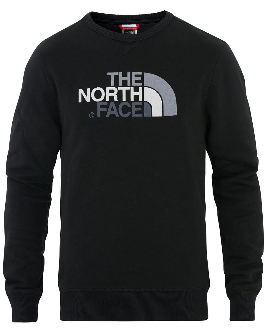 The North Face Drew Peak Crew Neck Sweatshirt TNF Black S