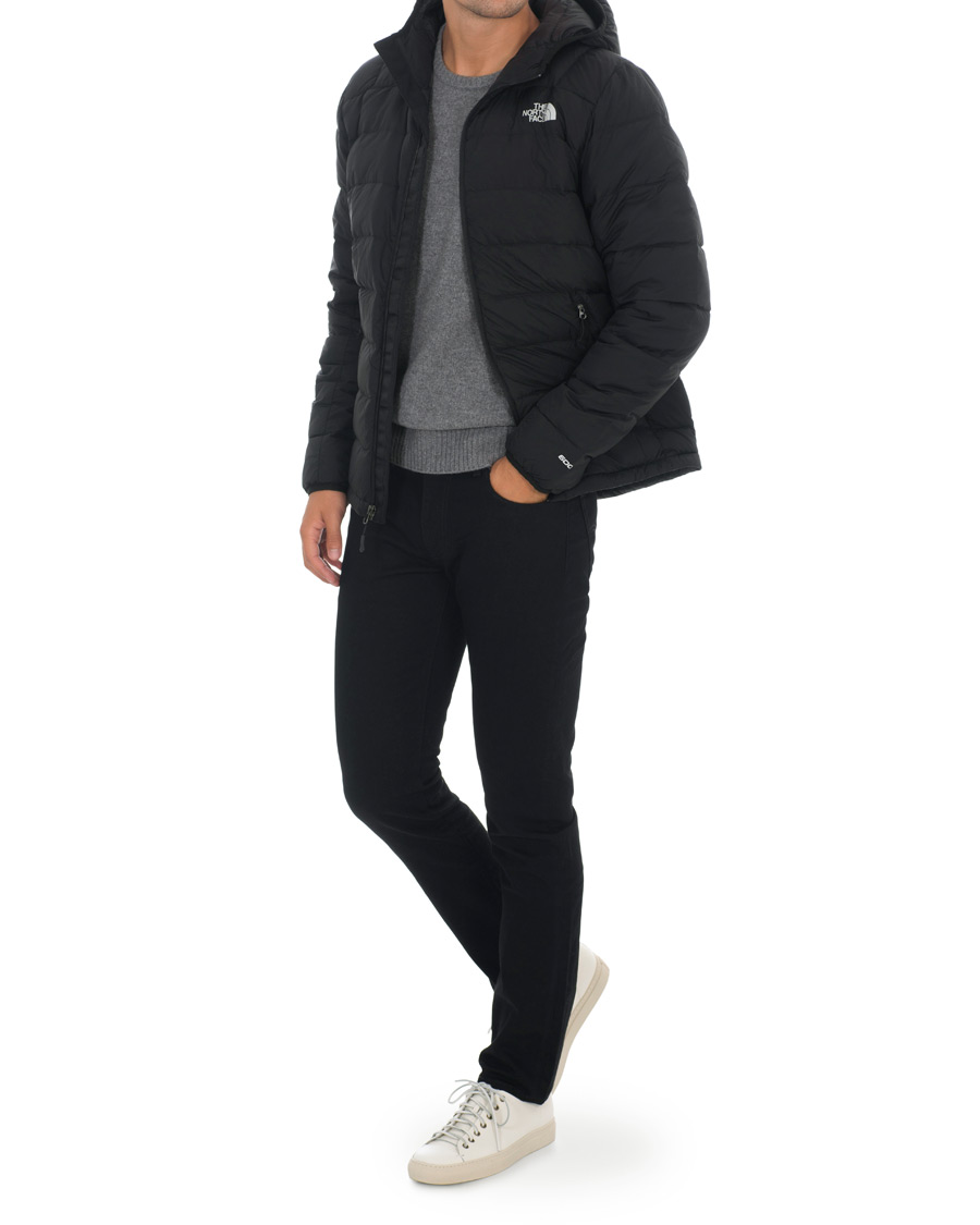 The North Face Lapaz Hooded Jacket TNF Black XL