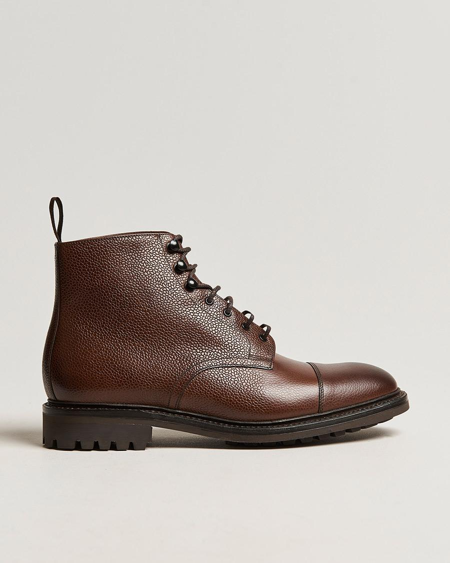 Loake 1880 Sedbergh Derby Boot Brown Grain Calf UK7 EU41