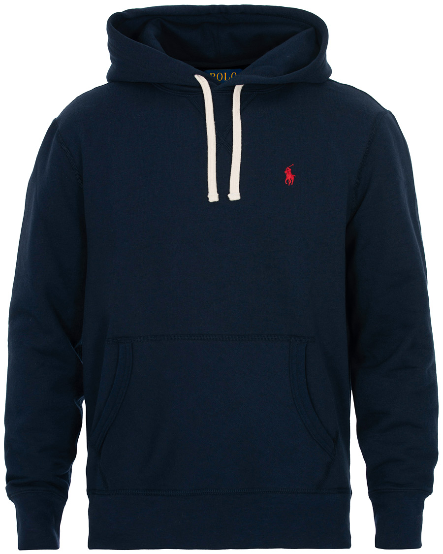 Polo Ralph Lauren Magic Fleece Hoodie Cruise Navy XS
