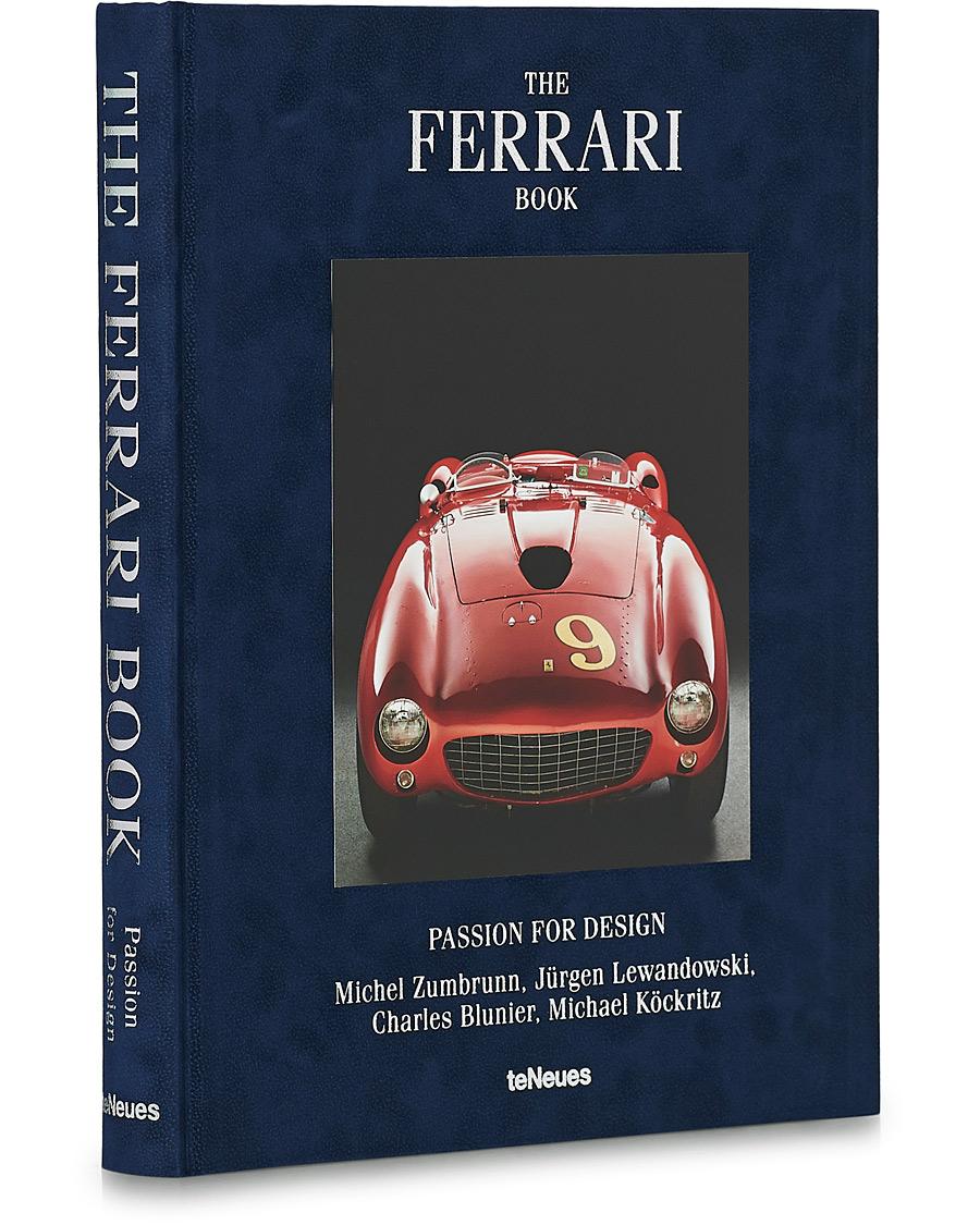 New Mags The Ferrari Book Bei Careofcarl De