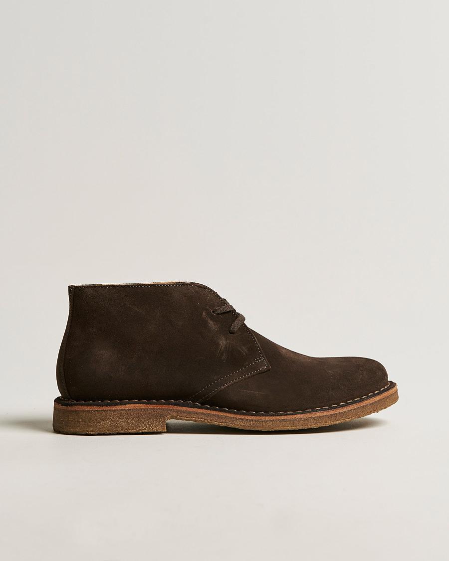 Astorflex Greenflex Desert Boot Dark Brown Suede 40